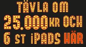 Leo Vegas kampanj Spelaspel