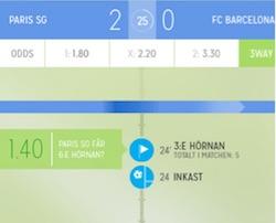 Rush Football app