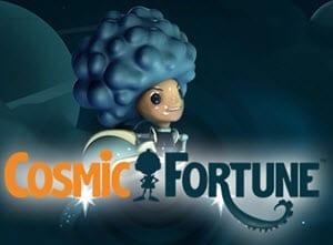 cosmic fortune spelautomat