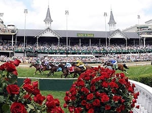 galopplopp kentucky derby