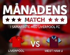 Fotbollsresa Liverpool West Ham