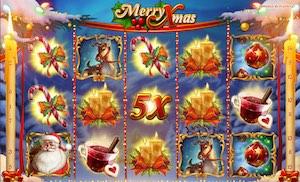 Merry Xmas slot