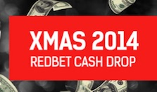 Redbet Odds Cash Drop