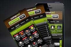 Riskfritt mobilen ComeON
