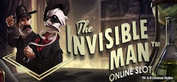 The Invisible Man free spins
