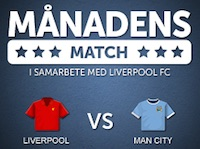 Fotbollsresa Liverpool Man City