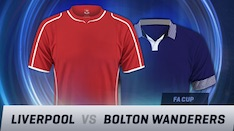 Liverpool - Bolton pengarna tillbak