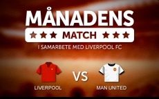 Biljetter Liverpool Man United