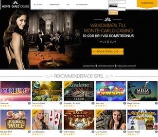 Monte-Carlo Casino Spelaspel