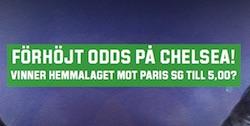Unibet Chelsea PSG