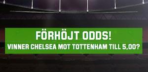 Unibet Chelsea Tottenham