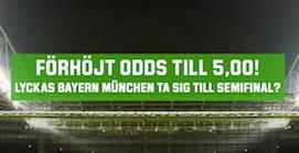 Unibet Bayern Porto