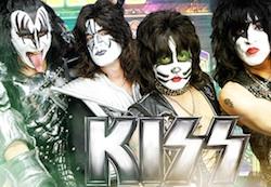 Kiss slot kampanj