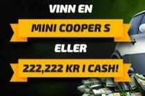 Mobilbet Cooper kampanj