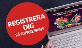 Guts Casino free spins