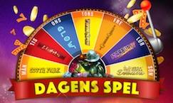 Sverigeautomaten Dagens spel