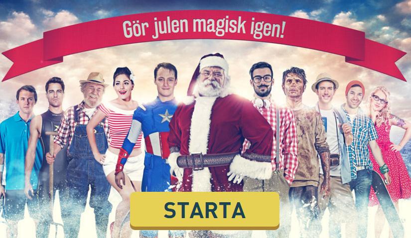 Gör julen magisk igen hos Cherry Casino
