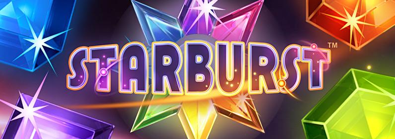 Free spins på Starburst hos SverigeCasino