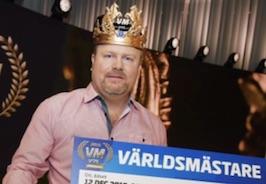 VM v75 vinnare