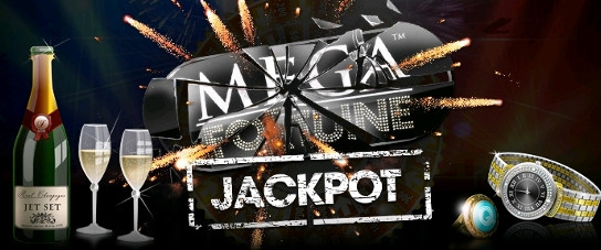 Free spins på Mega Fortune hos Vinnarum