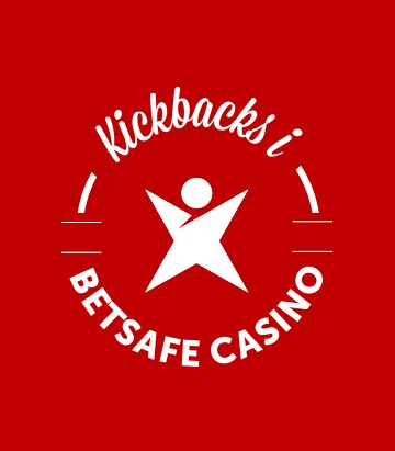 Kickbacks hos Betsafe