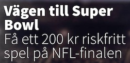 Riskfritt Superbowl