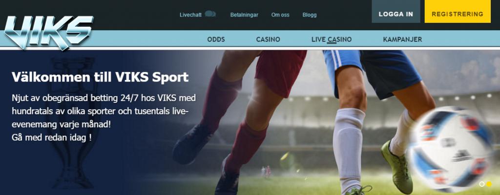Viks sportsbook
