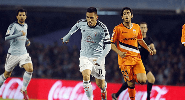Valencia vs Celta