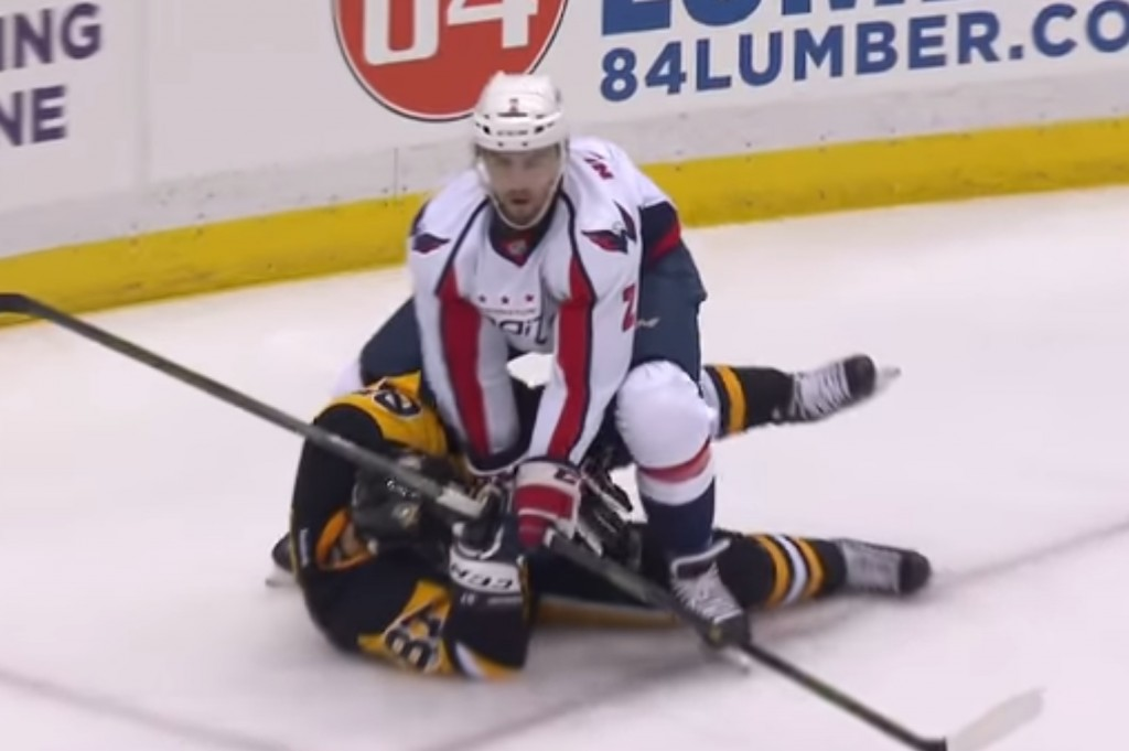 Crosby Pittsburgh Washington