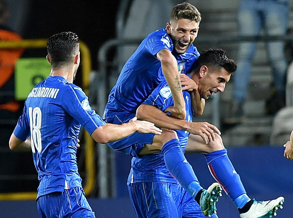Italien U21 Bernadeschi