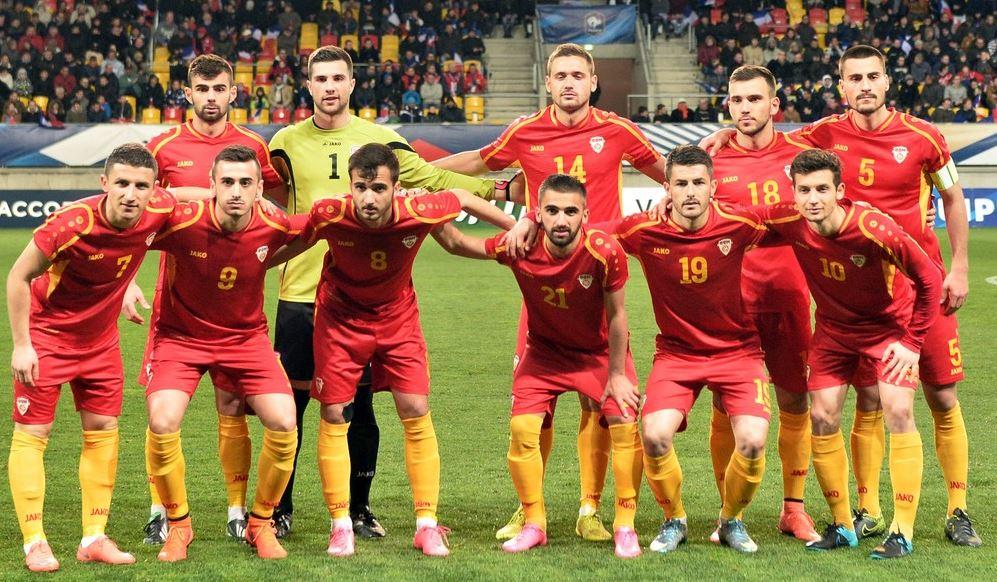 Makedonien U21