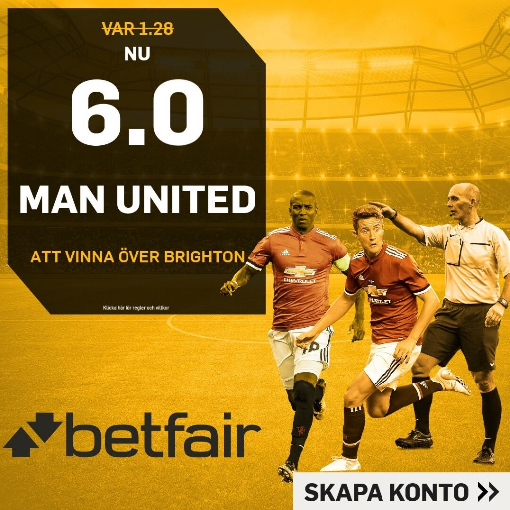 united brighton boostade odds