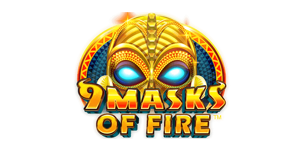 9 masks of fire Logo