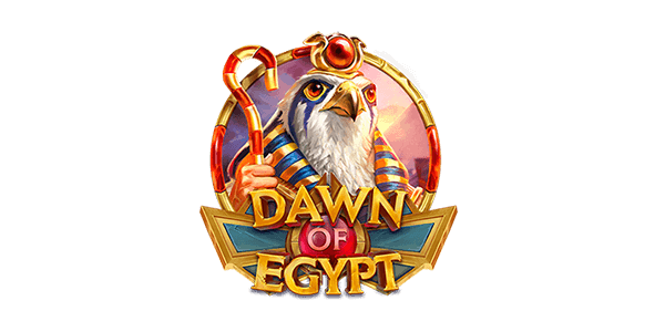 Slotspel Dawn of Egypt Slots Logo