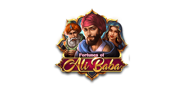 Fortunes of Alibaba Slots logo