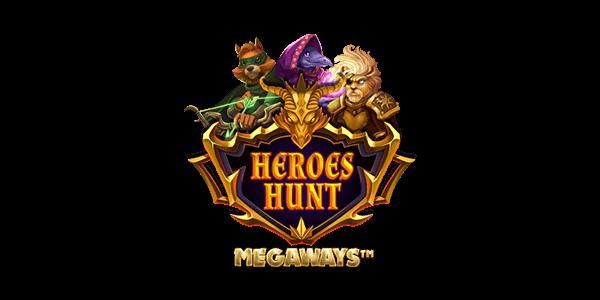 Heroes Hunt Slots Logo