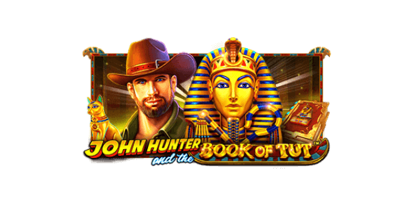 John Hunter - Book of Tut Slots Game