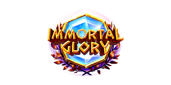 Slotspel Immortal Glory Slots logo