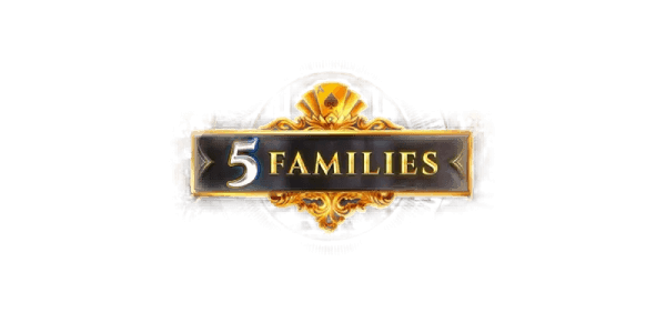 5 families slot logo