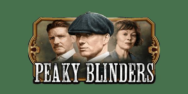 peaky blinders slot logo