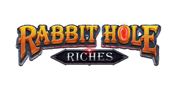 rabbit hole riches logo