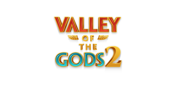 valley of gods slot logo