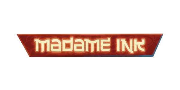 madame ink slot logo
