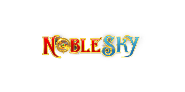 noble sky slot logo