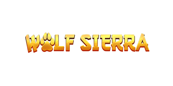 wolf sierra slot logo