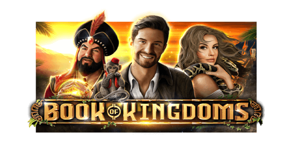 Book of Kingdoms Slots Logo