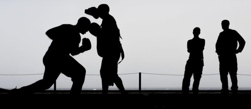 Spelaspel Boxing image