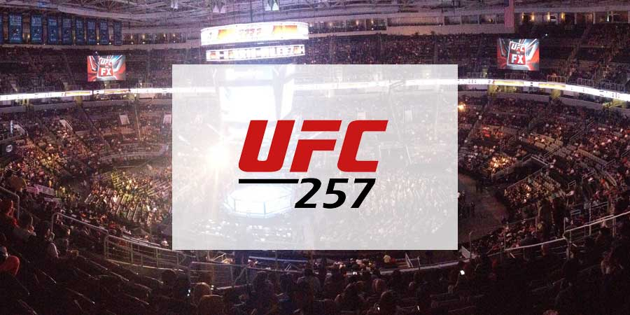 UFC-257 Odds