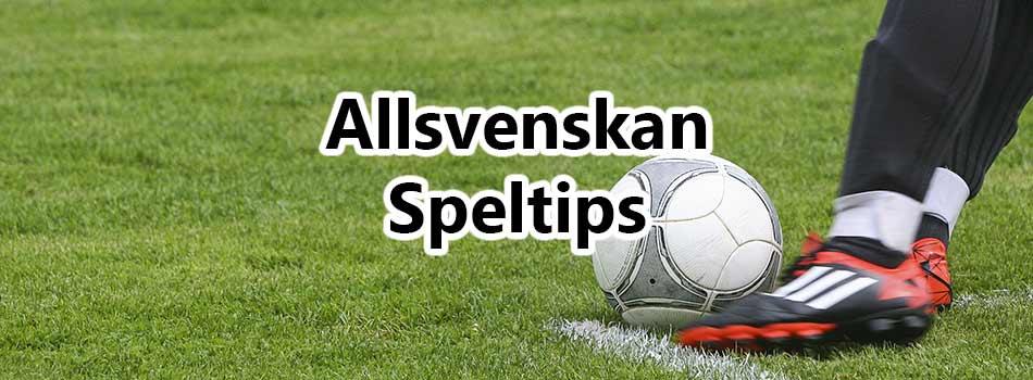 Allsvenskan Speltips April