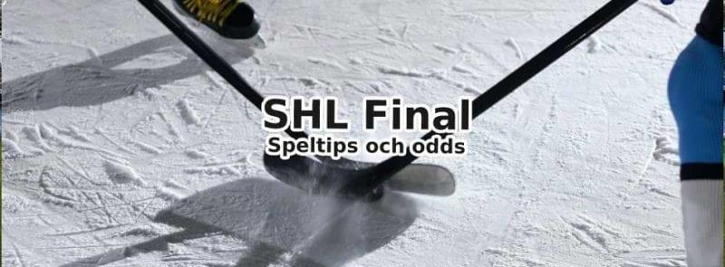 bästa odds online shl final